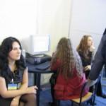 Более 100 вакансий было представлено на Ярмарке рабочих мест «Политех - 2010»