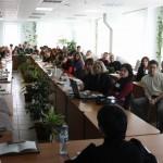 Круглый стол Образование и трудоустройство. Выступает Анна Шарыгина