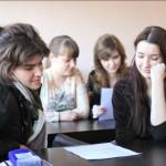 Клуб разговорного английского языка (English Club): групповая работа