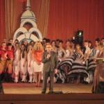 Городской фестиваль студенческой художественной самодеятельности «Студенческая весна» открывает секретарь Харьковского городского совета Геннадий Адольфович Кернес