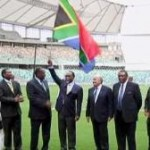 100 дней до открытия чемпионата мира по футболу в ЮАР