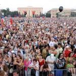 Выпускной бал на площади Свободы пройдет 29 мая