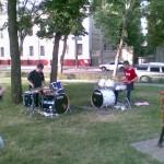 Концерт молодых музыкантов-аматоров