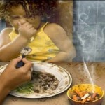 Курящие матери
