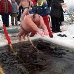 Открытие зимнего купального сезона в Харькове