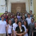 Зустріч нових стипендіатів програми Erasmus Mundus
