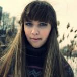 Наташа, школьница