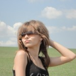 Кристина, школьница