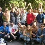 В Харьковской области начал работать молодежный трудовой отряд