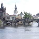 Карлов мост в Праге (Чехия)