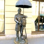 Памятник «Петербургский» фотограф