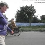 Транспорт в украинском селе: велосипедный, пеший и автомобильный