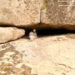 Ущелье в скалах Актовского каньона