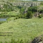 Актовский каньон и река Мертвовод