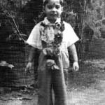 Фредди в детстве