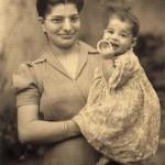 Фредди с матерью
