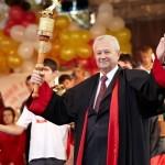 Посвящение в студенты в Харькове