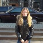 Вика, студентка университета им. Гринченко, 3-й курс