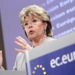 Вивьен Рединг, комиссар Совета Европы по вопросам правосудия, основных прав и гражданства