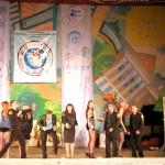 12 команд из ведущих вузов Харькова разыграю в Харьковской открытой городской молодежной лиги КВН  Кубок смеха