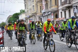 Велодень в Украине. Как все начиналось: история проведения в разных городах