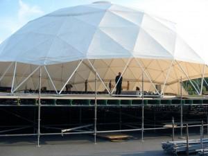 VIP фан-зона Евро-2012