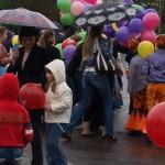 Праздник мороженного ко Дню защиты детей в парке Победы