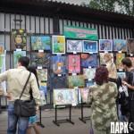 Выставка детского художественного творчества