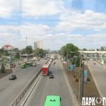 Переход через пр. Гагарина в Харькове открыт к Евро-2012